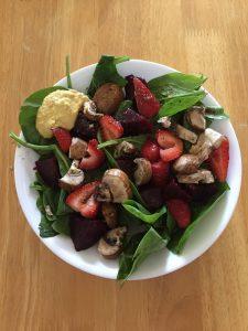 salad, wellness, healthy, diet