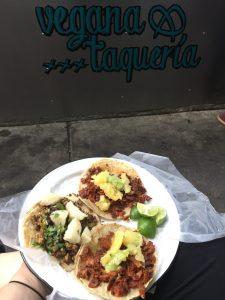 tacos, vegan, yum , food, wellness, travel, Mexico City