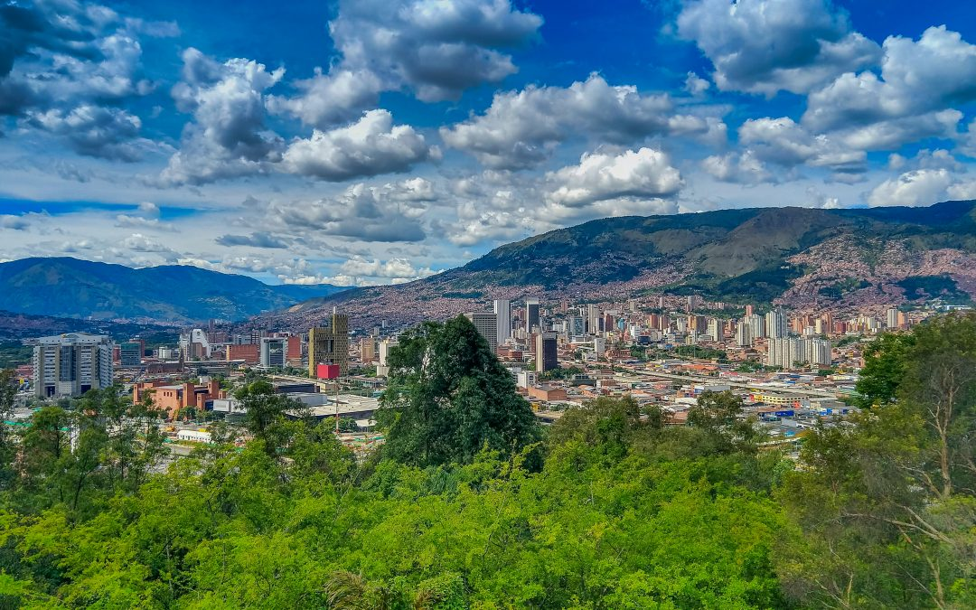 Comparing Two Latin-American Digital Nomad Hotspots: Mexico City vs Medellin