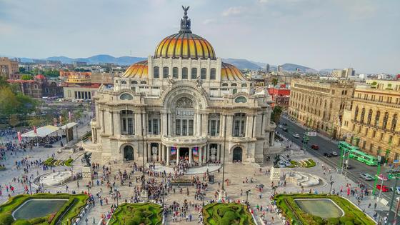 Mexico City: 50 Random Observations